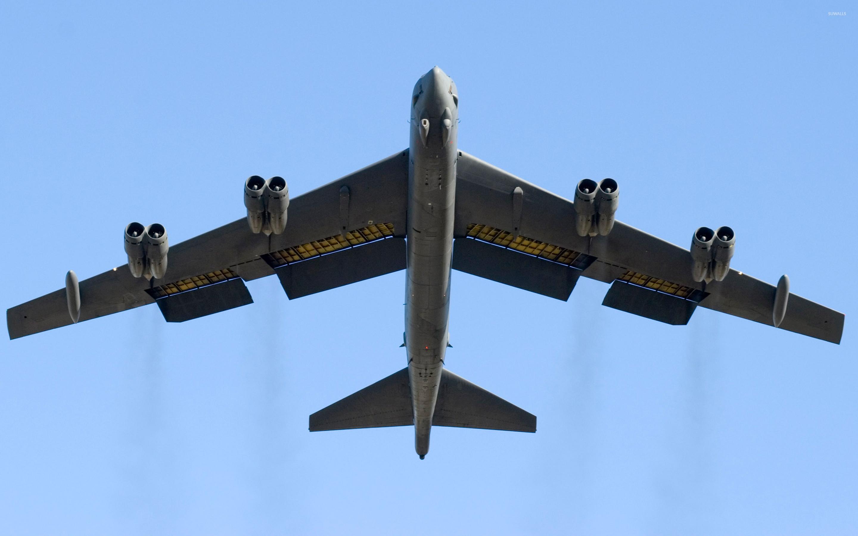 Бомбардировщик b-52  № 2853152  скачать