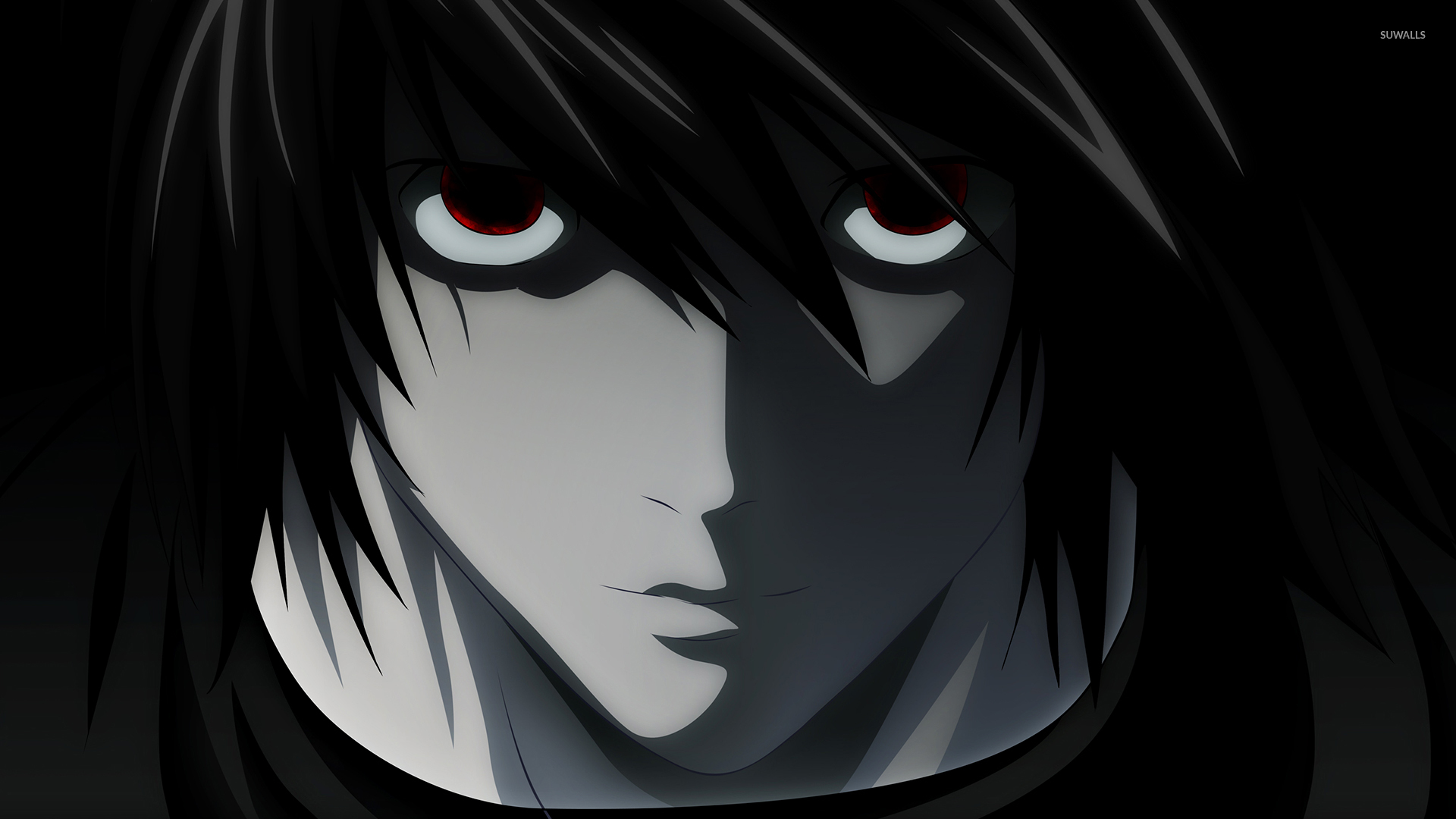Wallpaper Manga Death Note
