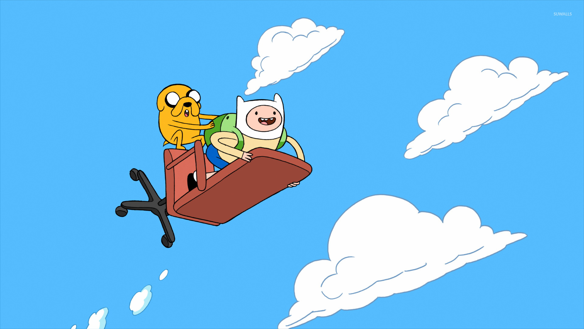 Adventure Time Girl Dog
