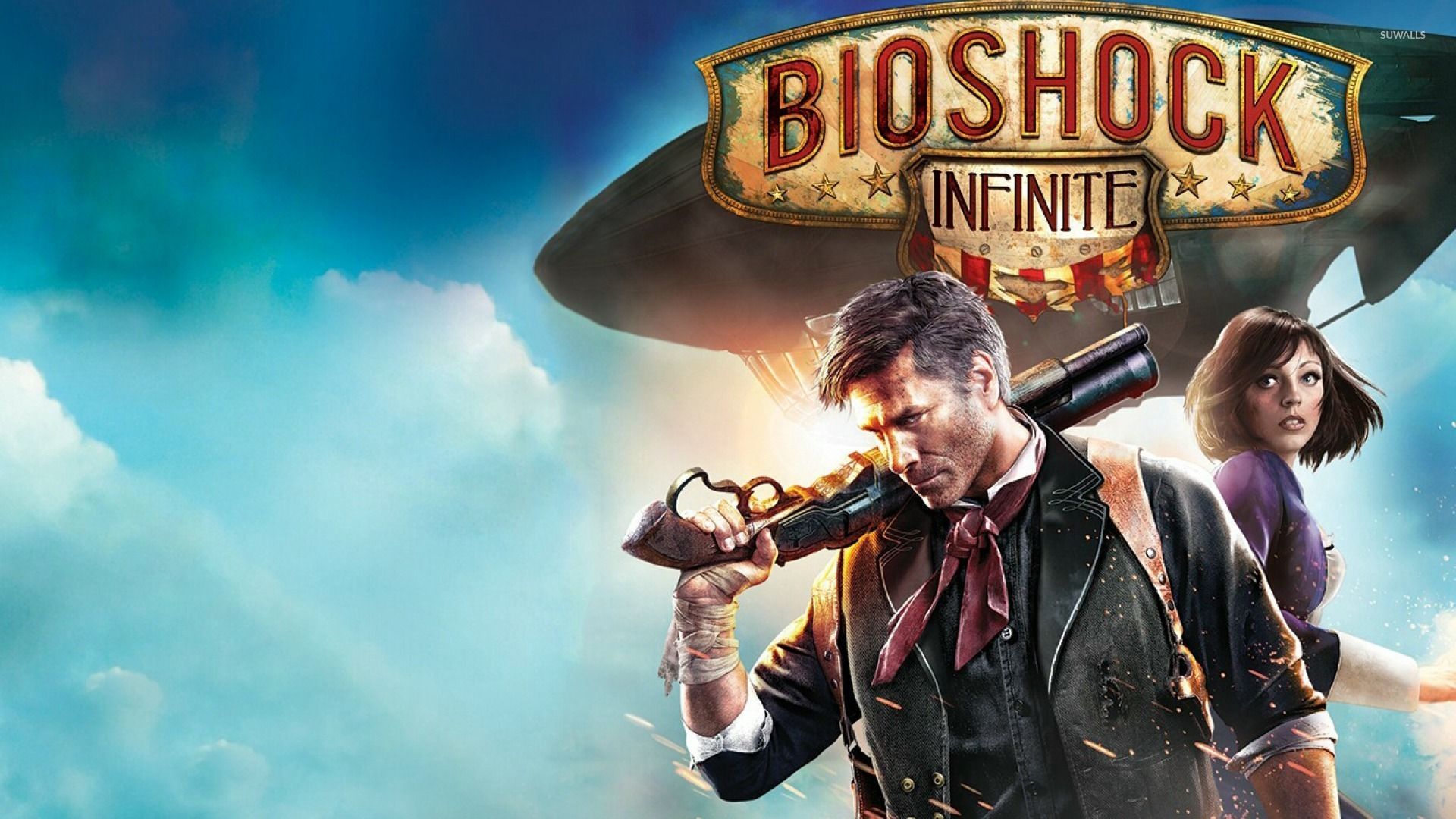 BioShock Infinite wallpaper - 1095990