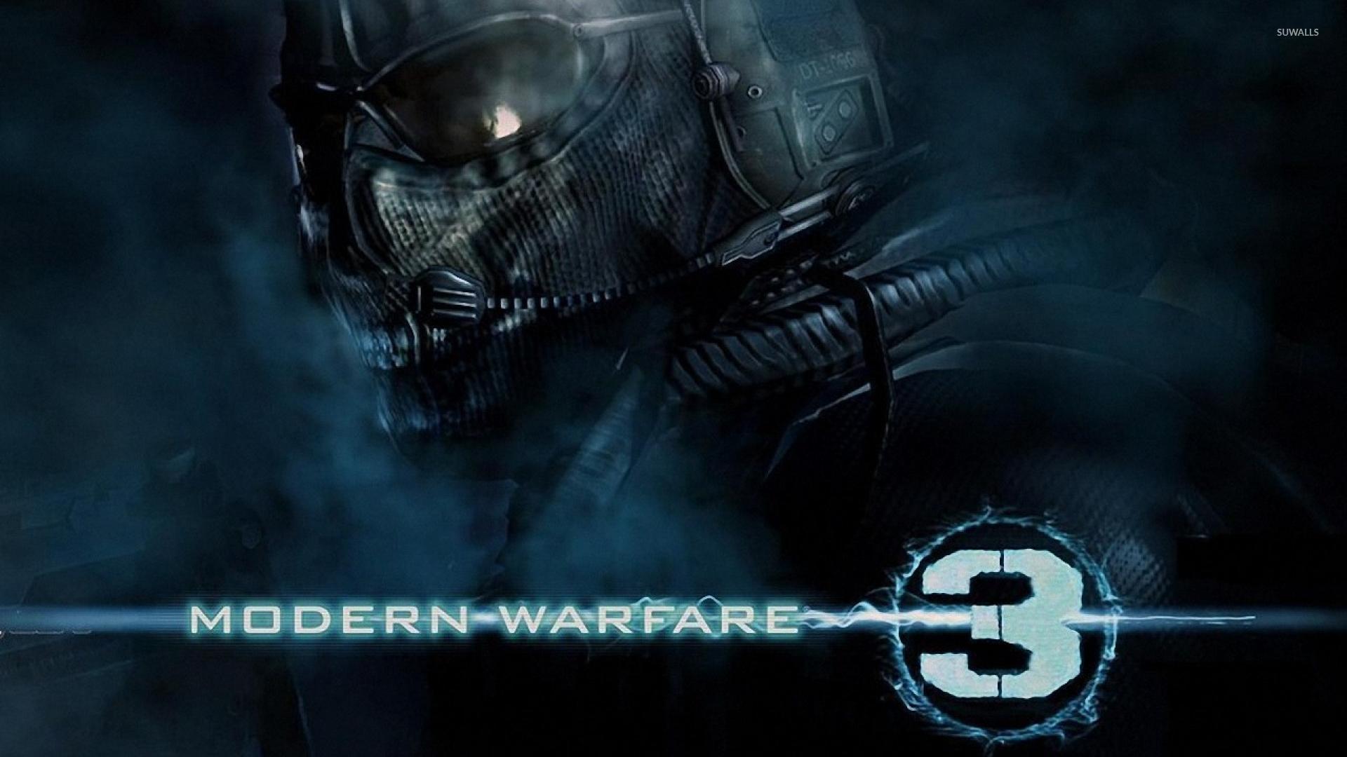 Call of Duty Modern Warfare  № 3671664 бесплатно