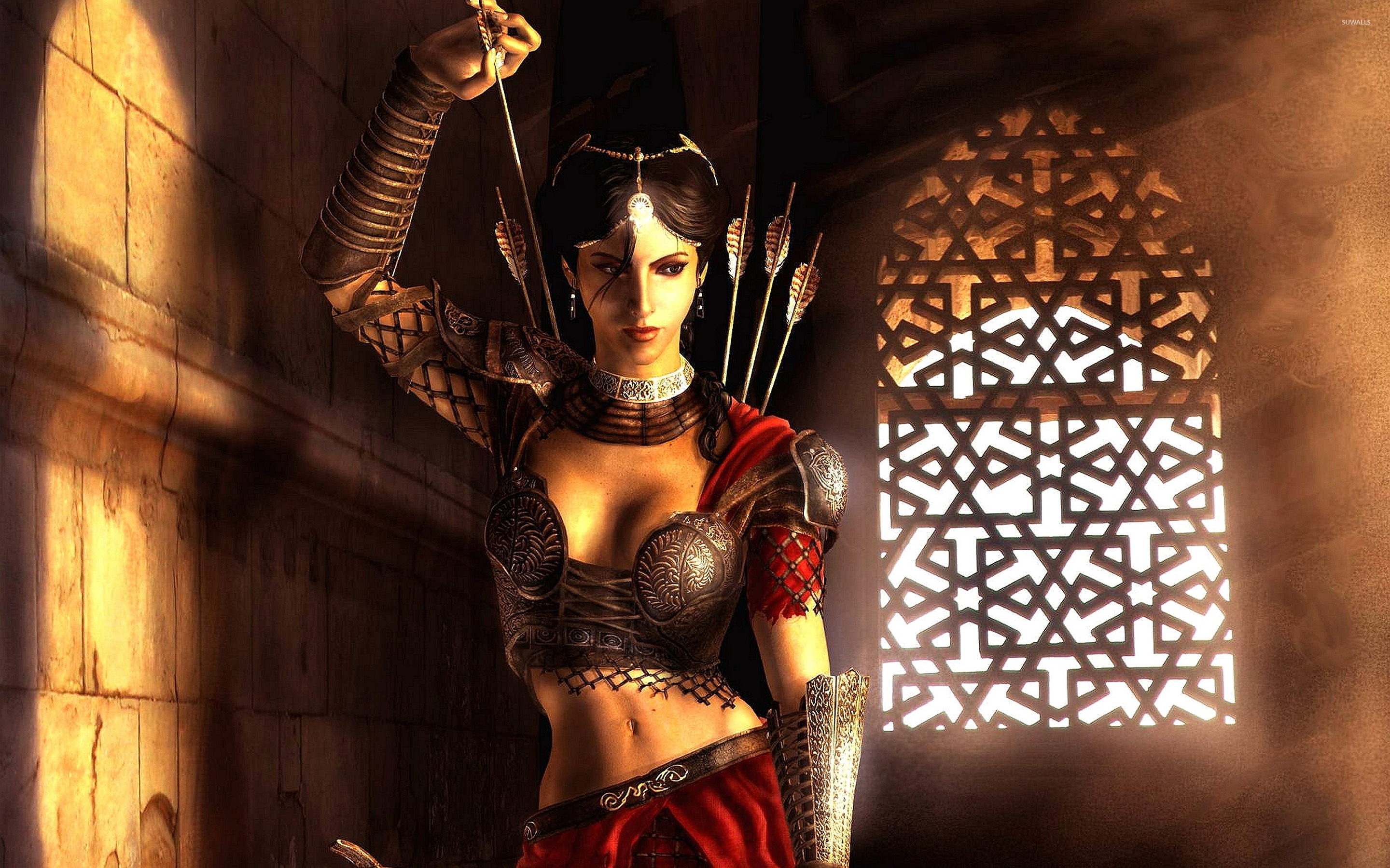 Prince of persia the two thrones woman  erotic images
