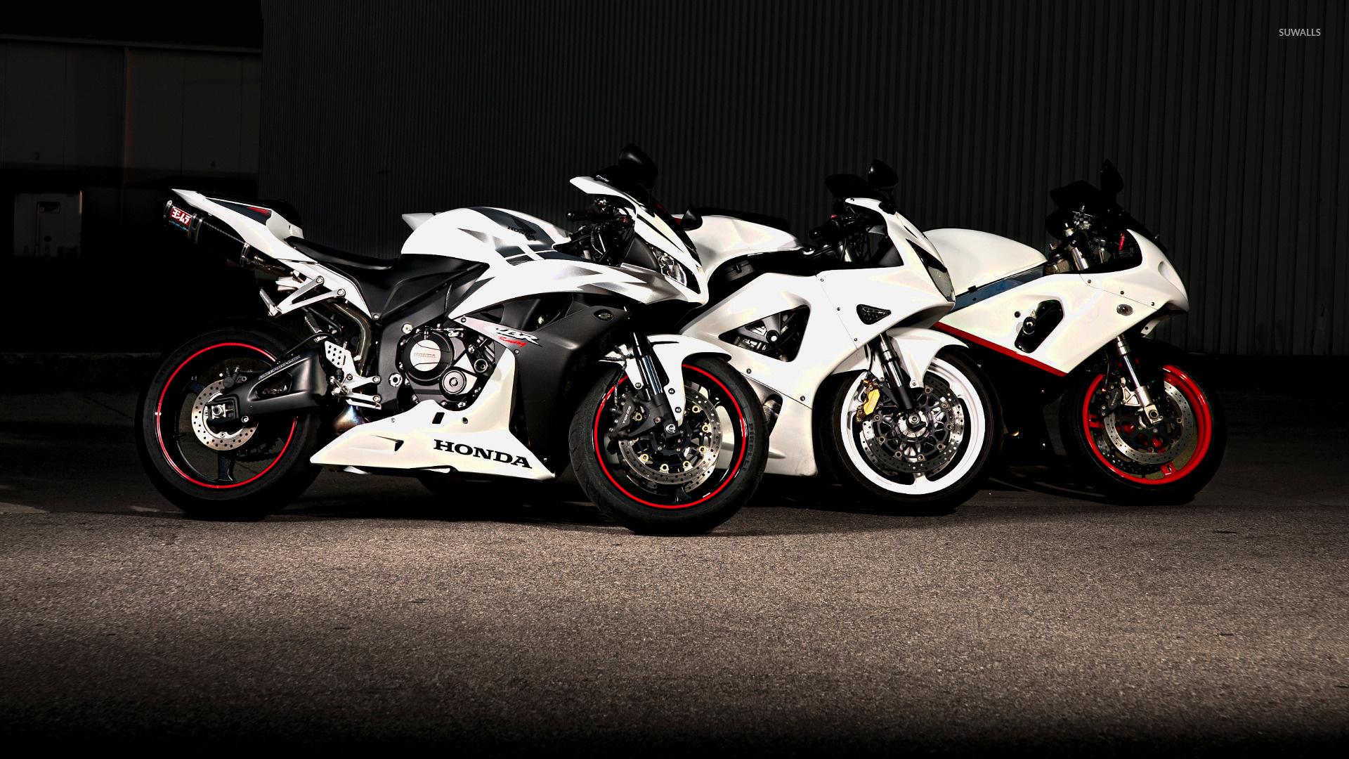 спортивный мотоцикл Honda  № 3935578 загрузить