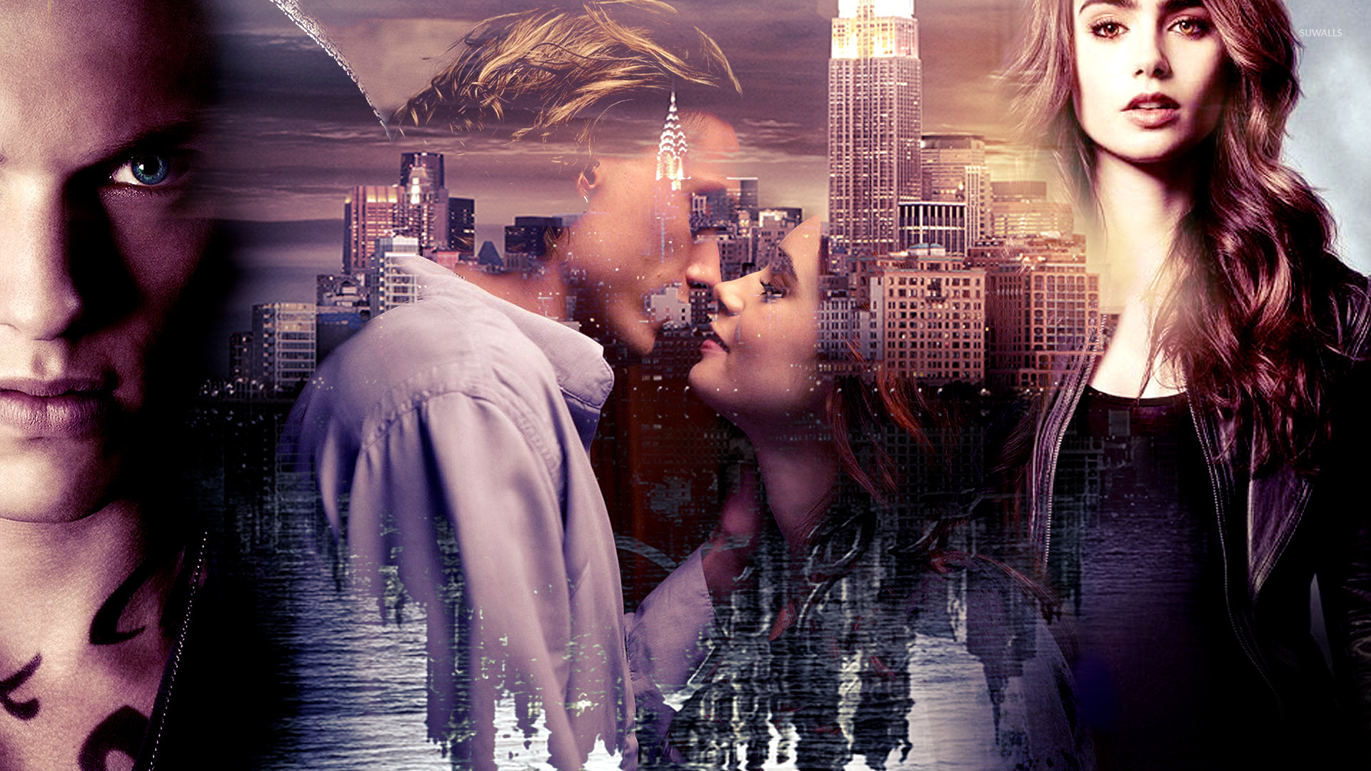 Clary and Jace - The Mortal Instruments: City of Bones ...