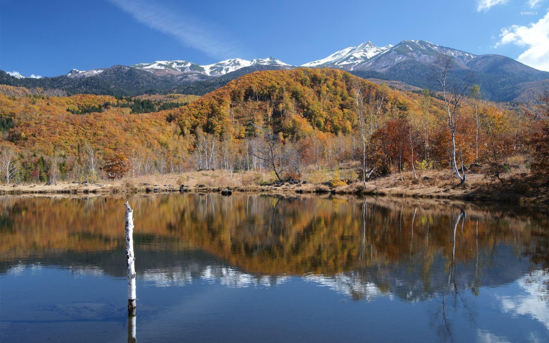 Озеро холмы  № 582582  скачать