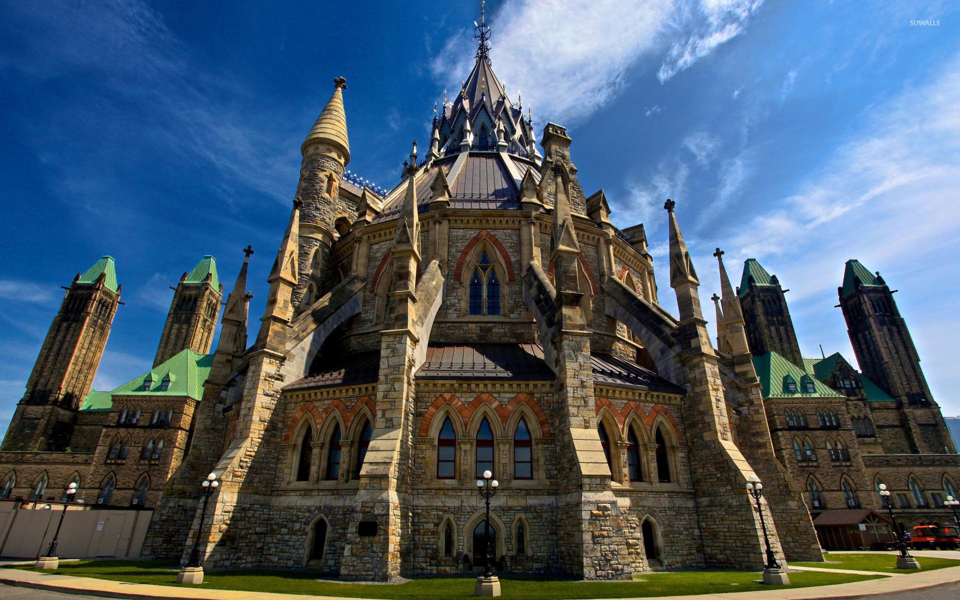 Parliament Building, Ontario, Canada  № 932255 загрузить