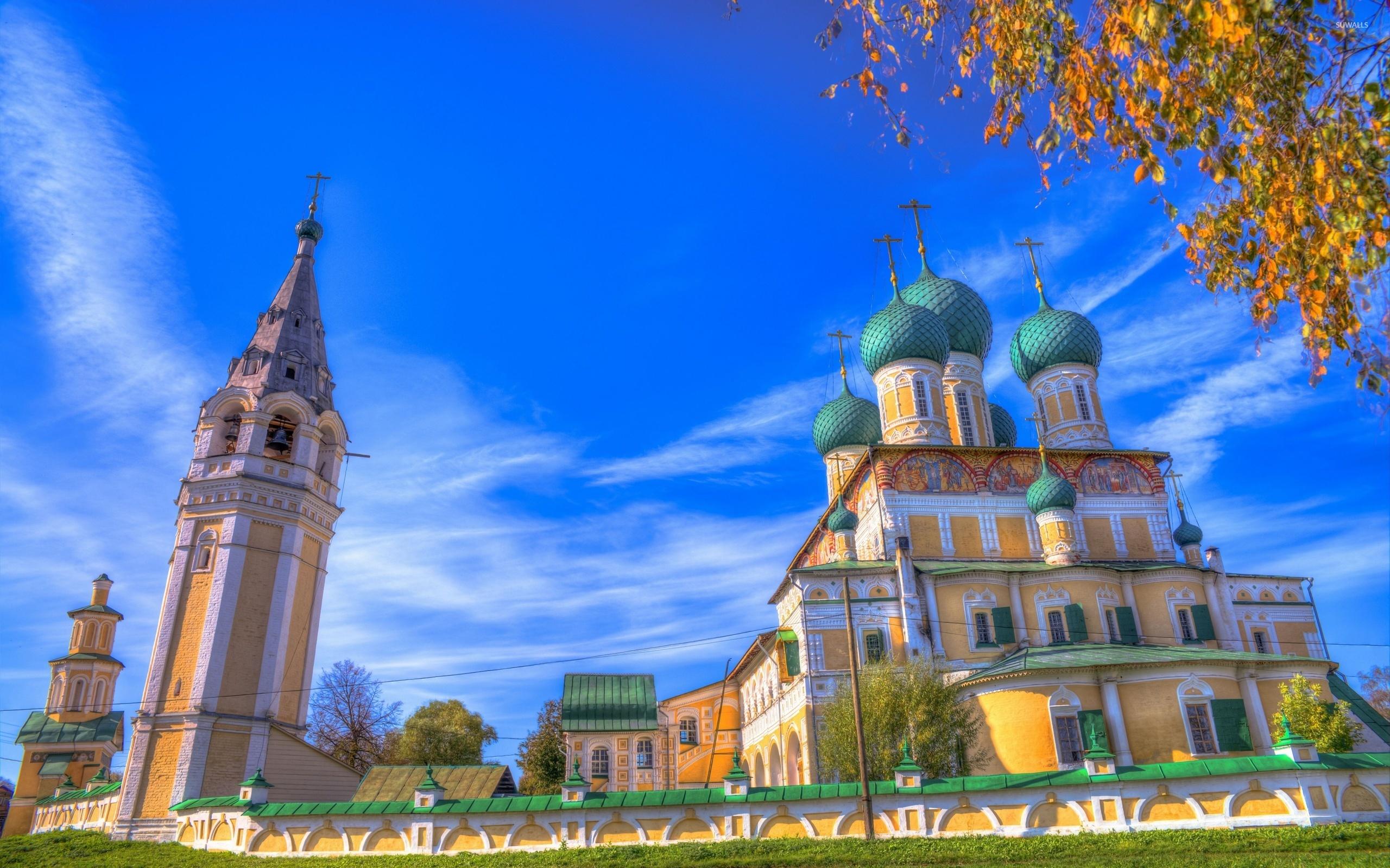 фото обои храмов