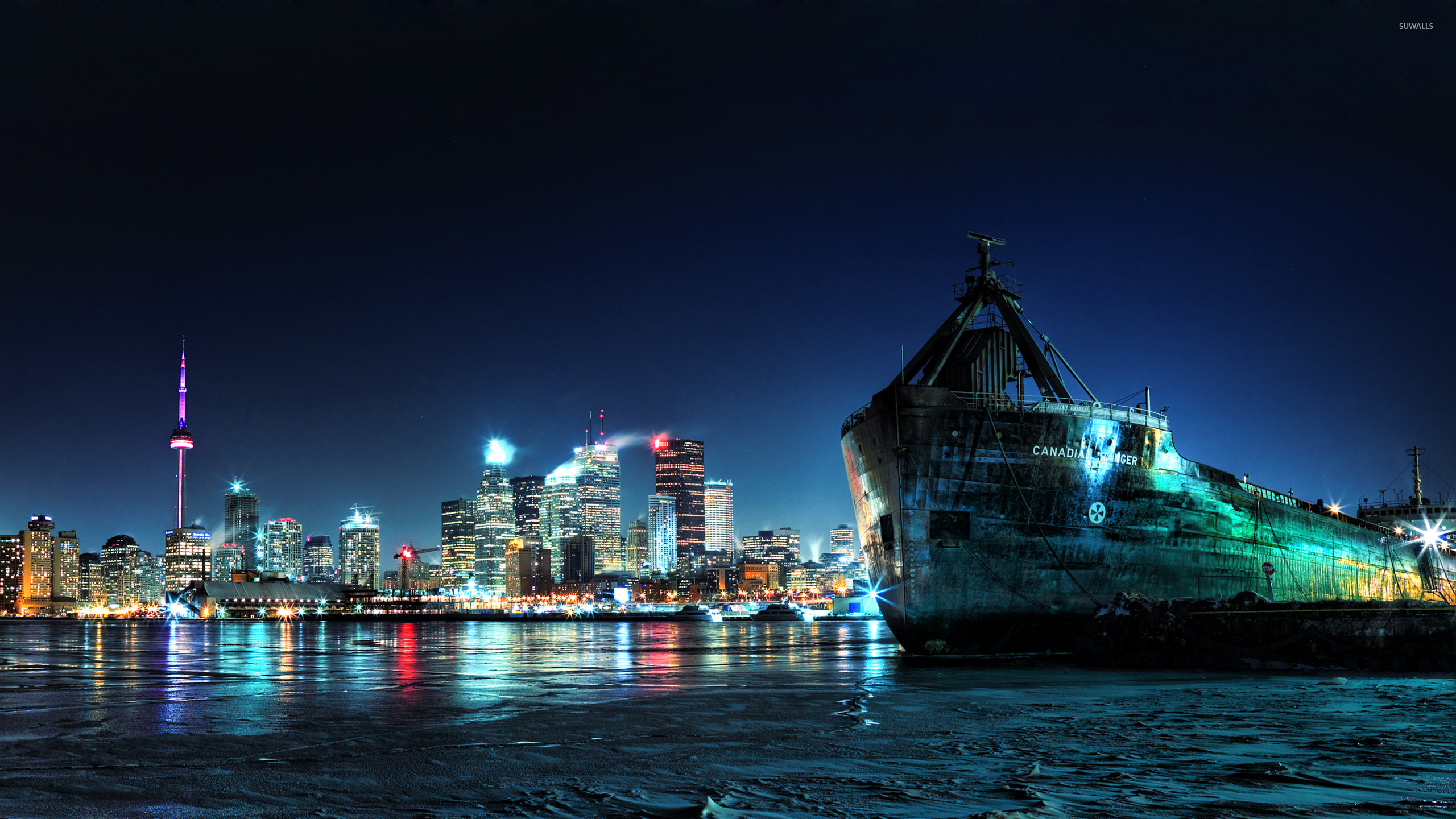 природа страны архитектура город ночь  № 805295 загрузить