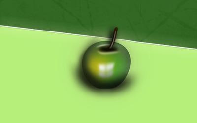 Apple [86] wallpaper