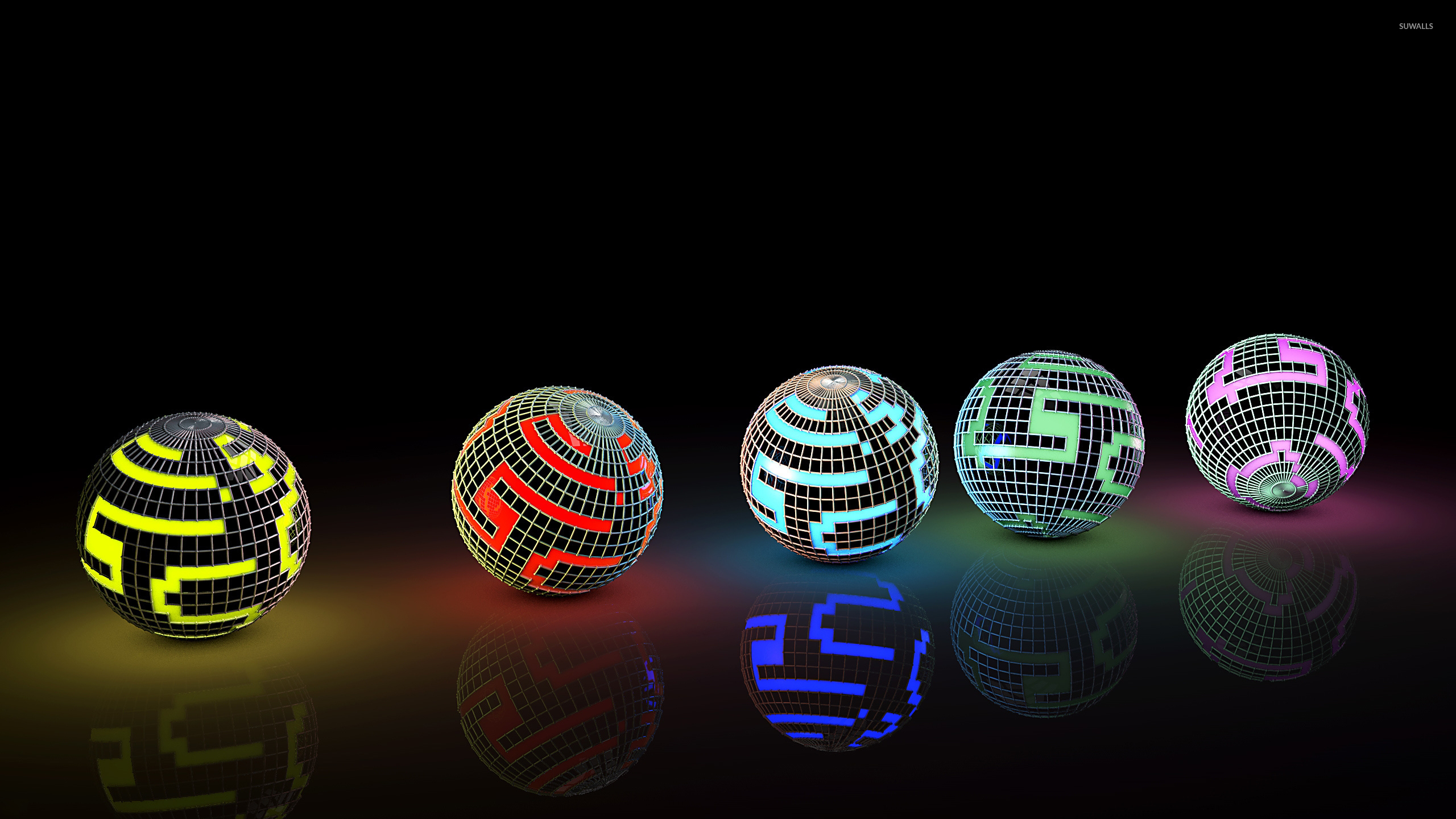 3d disco wallpaper - photo #17