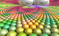 Colorful spheres [5] wallpaper 1920x1200 jpg