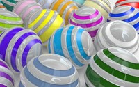 Colorful spheres [2] wallpaper 1920x1200 jpg