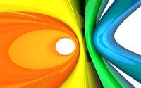 Colorful waves wallpaper 1920x1200 jpg