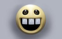 Creepy smile wallpaper 1920x1200 jpg