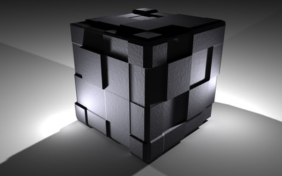 Cube [2] wallpaper