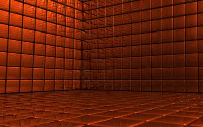 Cube chamber [3] wallpaper