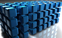 Cubes [15] wallpaper 1920x1200 jpg