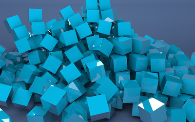 Cubes [12] wallpaper