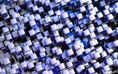 Cubes [16] wallpaper