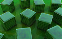 Cubes [24] wallpaper 1920x1200 jpg