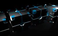 Cubes [6] wallpaper 1920x1200 jpg
