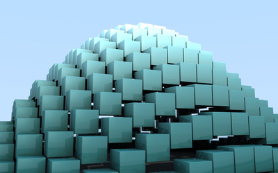 Cubes [19] wallpaper