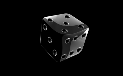 Dice [4] wallpaper