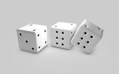 Dice [6] wallpaper