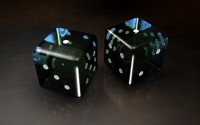 Dice [3] wallpaper