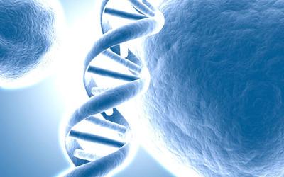 DNA strand [2] wallpaper
