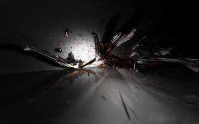 Explosion wallpaper