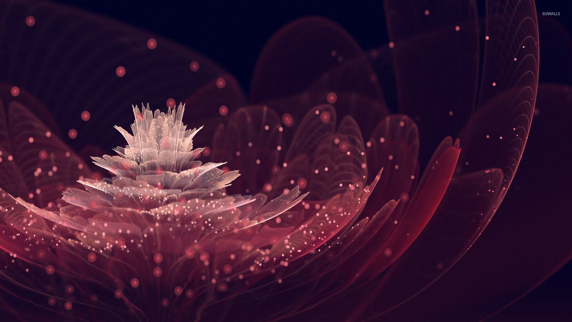 top fractal wallpapers floral - photo #12