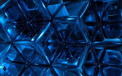Glass cubes [3] Wallpaper