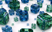 Glass cubes [2] wallpaper 1920x1200 jpg
