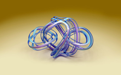 Glass knot [2] wallpaper