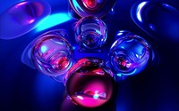 Glass marbles [2] wallpaper 1920x1200 jpg
