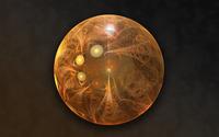 Glass sphere [3] wallpaper 1920x1200 jpg