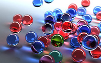 Glass spheres [2] wallpaper 1920x1200 jpg