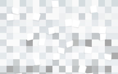 Glowing gray cubes wallpaper