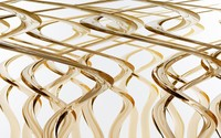Gold strands wallpaper 2560x1600 jpg