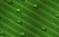 Green ribbons wallpaper 1920x1200 jpg