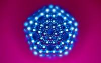 Magnetic spheres wallpaper 2560x1600 jpg