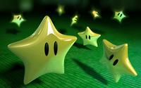 Mario stars wallpaper 1920x1200 jpg