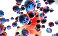 Metallic balls [2] wallpaper 1920x1080 jpg