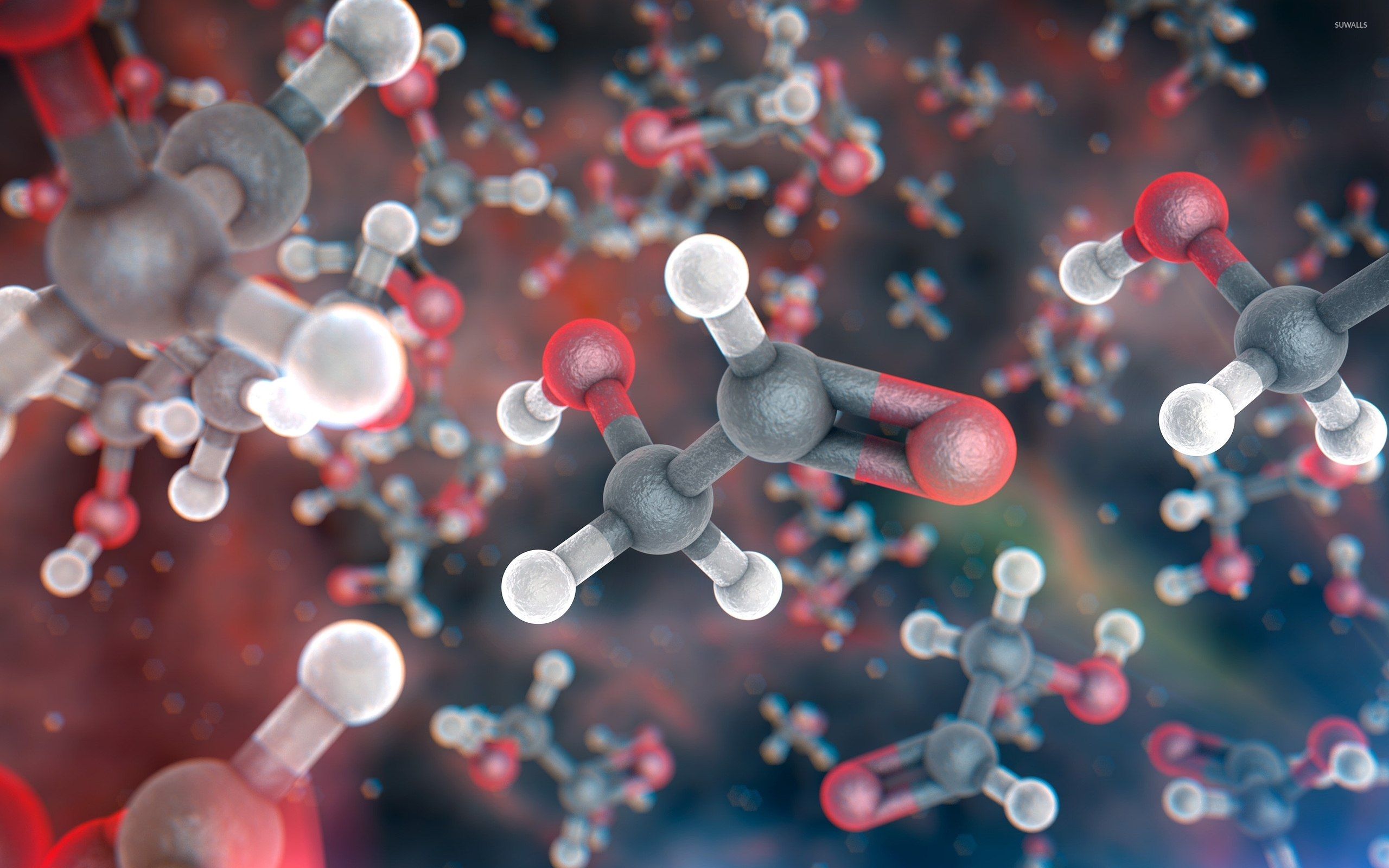 molecules 3 wallpaper 3d wallpapers 45421