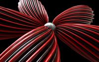 Red flower wallpaper 1920x1200 jpg