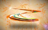 Shiny paint swirl wallpaper 2560x1600 jpg