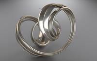 Silver swirl wallpaper 1920x1200 jpg