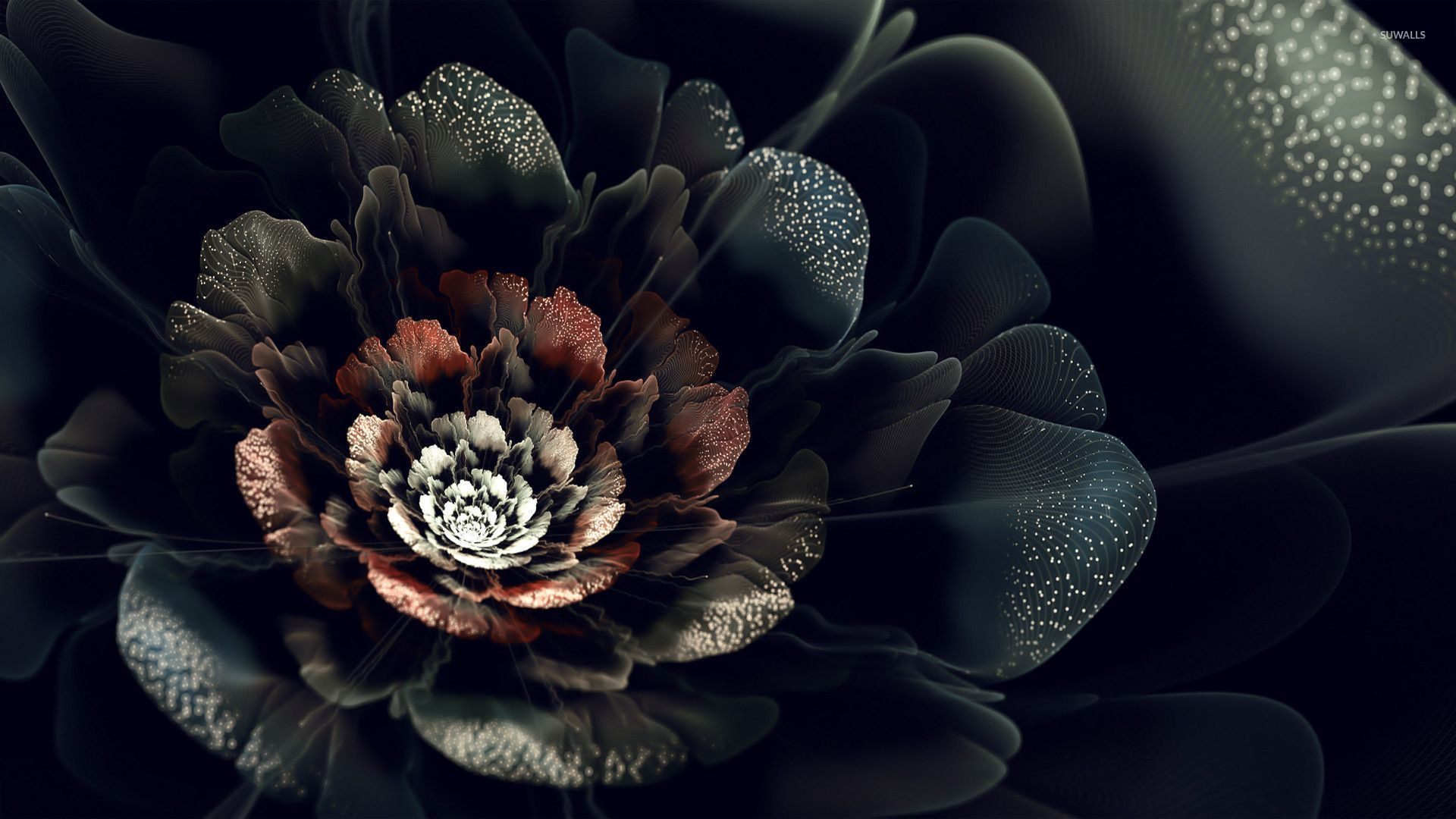 top fractal wallpapers floral - photo #10