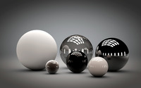 Spheres [10] wallpaper 1920x1200 jpg
